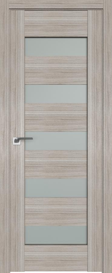 Межкомнатная дверь ProfilDoors 29X Капучино Мелинга стекло матовое