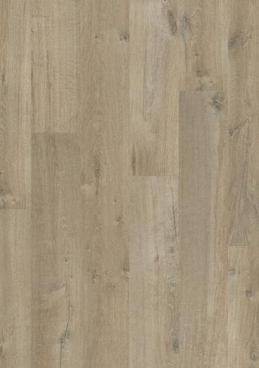 Ламинат Квик Степ Impressive IM3557 Дуб этнический коричневый