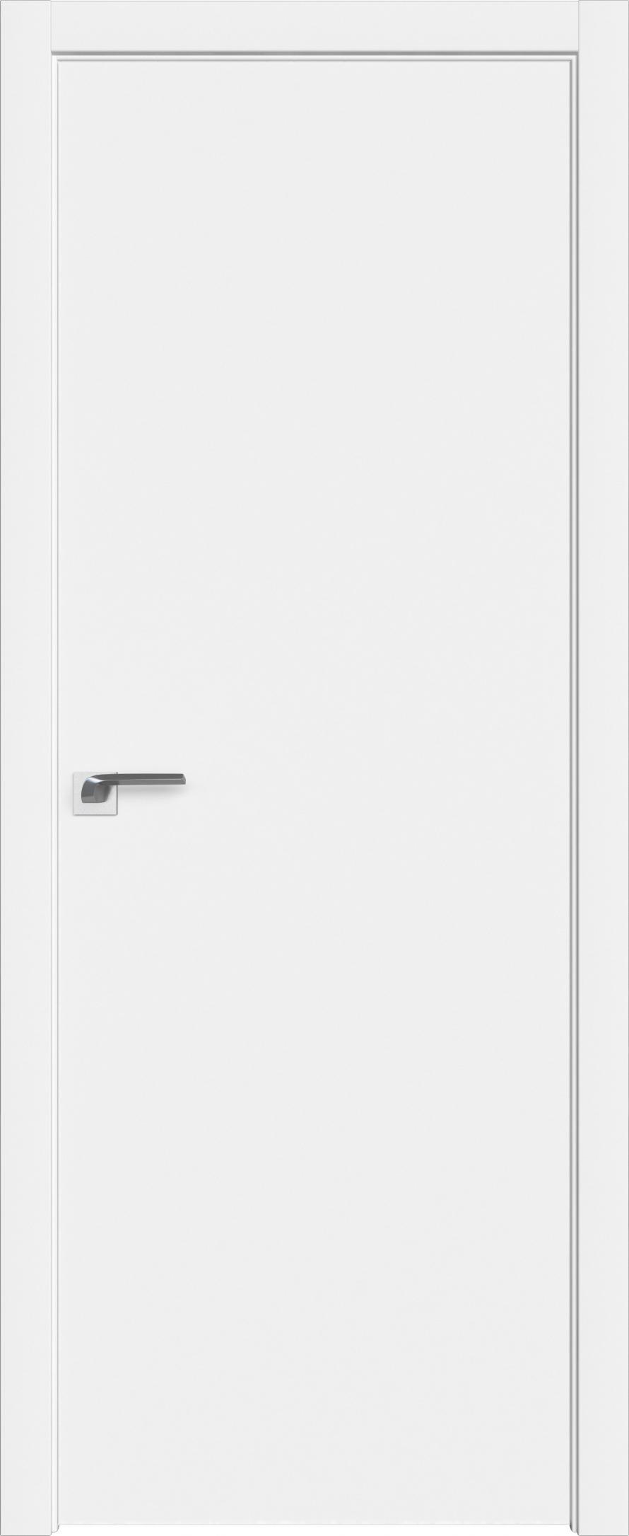 Межкомнатная дверь ProfilDoors 1E Аляска глухая