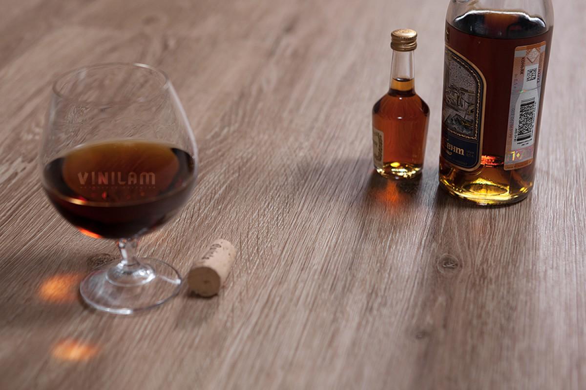 Виниловый пол Vinilam Cork 7 мм Дуб Брюссель 04-018