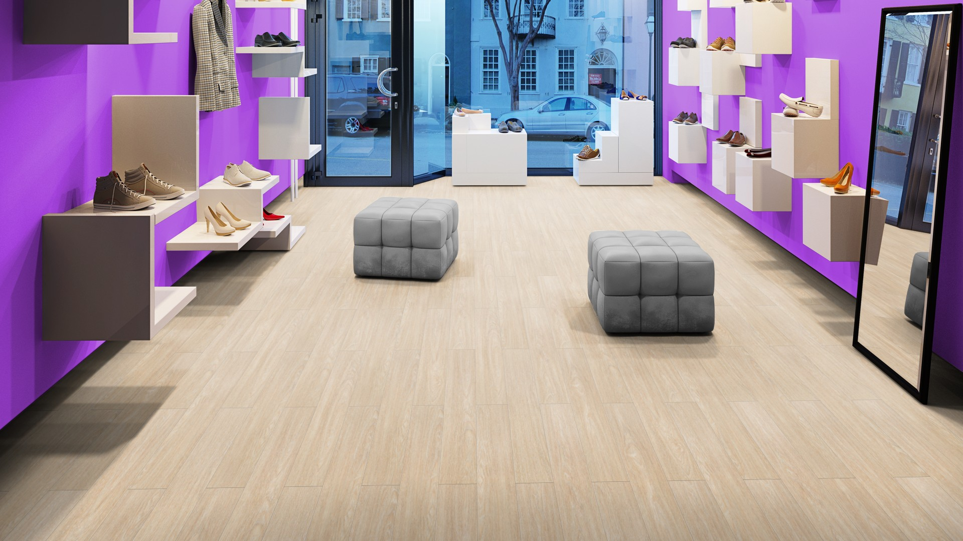 Виниловая плитка ArtVinyl Tarkett Lounge Simple