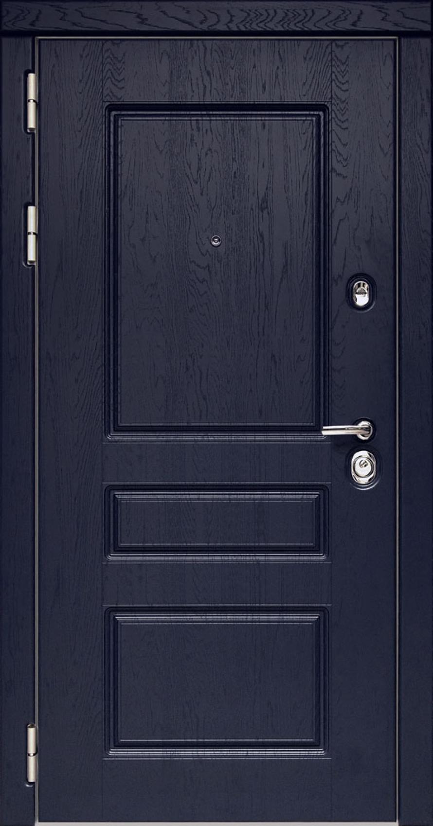 Металлическая входная дверь Сударь МД 45