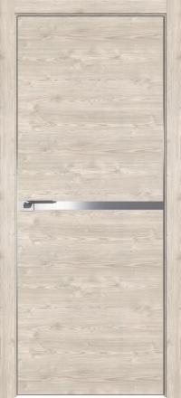 Межкомнатная дверь ProfilDoors 11ZN Каштан светлый глухая с молдингом