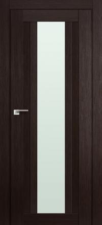 Межкомнатная дверь ПрофильДорс 16X Венге мелинга со стеклом