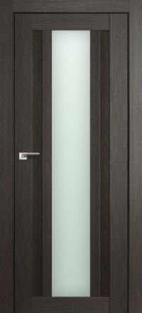 Межкомнатная дверь ПрофильДорс 16X Грей мелинга со стеклом