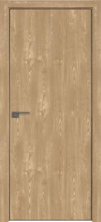 Межкомнатная дверь ProfilDoors 1ZN Каштан натуральный глухая