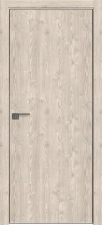 Межкомнатная дверь ProfilDoors 1ZN Каштан светлый глухая