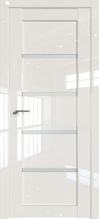 Межкомнатная дверь ProfilDoors 2.09L Магнолия люкс стекло матовое