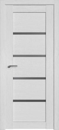 Межкомнатная дверь ПрофильДорс 2.09XN Монблан стекло графит