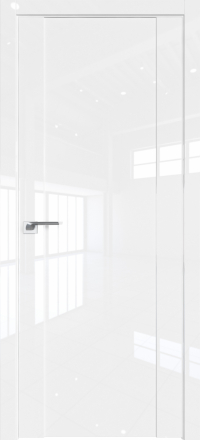 Межкомнатная дверь ProfilDoors 20L Белый люкс глухая