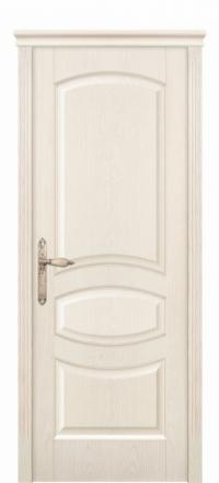 Межкомнатная дверь Дариано Махаон Ясень бланко глухая