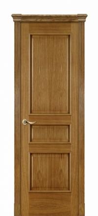 Межкомнатная дверь Дариано Чикаго Дуб глухая