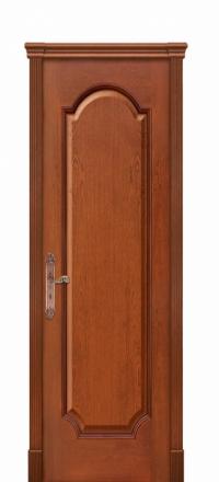 Межкомнатная дверь Дариано Женева F Черешня глухая
