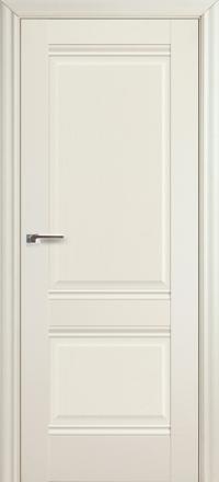 Межкомнатная дверь ПрофильДорс 1X Эш вайт глухая