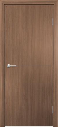 Межкомнатная дверь Содружество экошпон G-31 Орех королевский