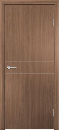 Межкомнатная дверь Содружество экошпон G-32 Орех королевский