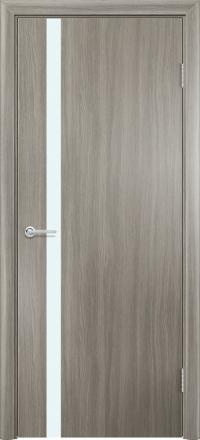 Межкомнатная дверь Содружество экошпон G-7 Дуб дымчатый