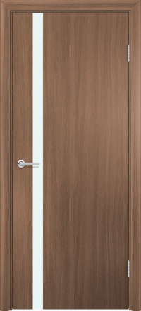 Межкомнатная дверь Содружество экошпон G-7 Орех королевский