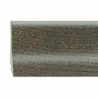 Плинтус шпонированный Tarkett Ясень Серый 60х23 мм