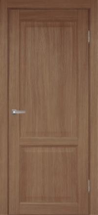 Межкомнатная дверь Porta Bella Эко Premium Белла орех светлый глухое полотно