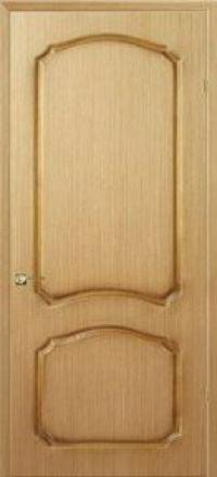Межкомнатная дверь Левша Классика №1 Дуб глухая