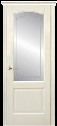Межкомнатная дверь La Porte New Classic 200-4 Ясень Карамель контур Белла