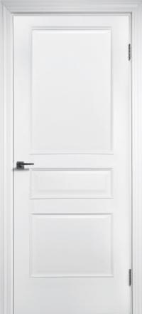 Межкомнатная дверь La Porte Neo 147 эмаль белая глухое полотно
