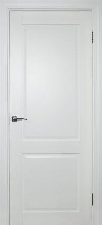 Межкомнатная дверь La Porte Neo 140 эмаль белая глухое полотно