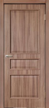 Межкомнатная дверь La Porte Rossi 358 Шимо темный глухое полотно