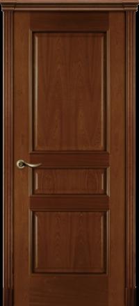 Межкомнатная дверь La Porte Classic 300-1 красное дерево глухое полотно