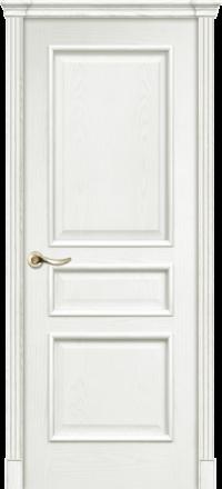 Межкомнатная дверь La Porte Classic 300-1 Ясень бланко глухое полотно
