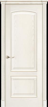 Межкомнатная дверь La Porte Classic 300-2 Ясень Карамель глухое полотно