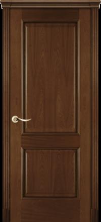 Межкомнатная дверь La Porte Classic 300-3 красное дерево глухое полотно