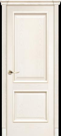 Межкомнатная дверь La Porte Classic 300-3 Ясень Карамель глухое полотно