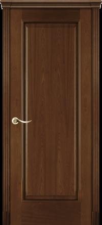 Межкомнатная дверь La Porte Classic 300-3F красное дерево глухое полотно