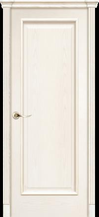 Межкомнатная дверь La Porte Classic 300-3F Ясень Карамель глухое полотно