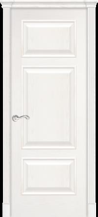 Межкомнатная дверь La Porte Classic 300-6 Ясень бланко глухое полотно
