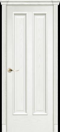 Межкомнатная дверь La Porte Classic 300-8 Ясень бланко глухое полотно