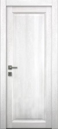 Межкомнатная дверь La Porte Master 400-1 Аляска глухое полотно