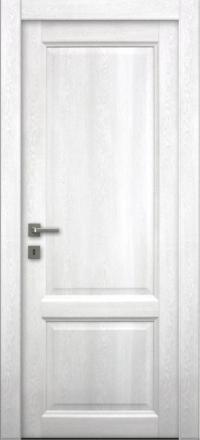 Межкомнатная дверь La Porte Master 400-2 Аляска глухое полотно