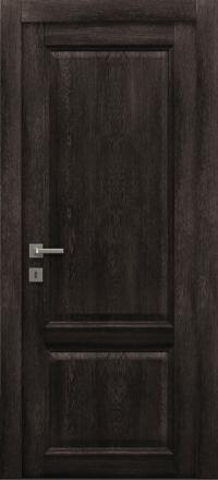 Межкомнатная дверь La Porte Master 400-2 Конго глухое полотно
