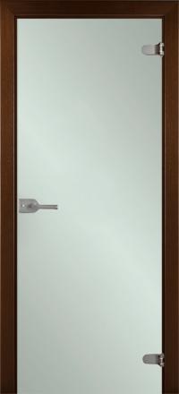 Межкомнатная дверь La Porte Glass 500-1 выбеленное стекло