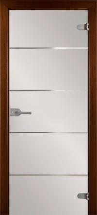 Межкомнатная дверь La Porte Glass 500-2 прозрачное стекло