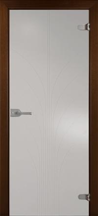 Межкомнатная дверь La Porte Glass 500-4 прозрачное стекло