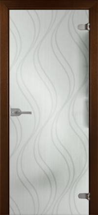 Межкомнатная дверь La Porte Glass 500-6 прозрачное стекло