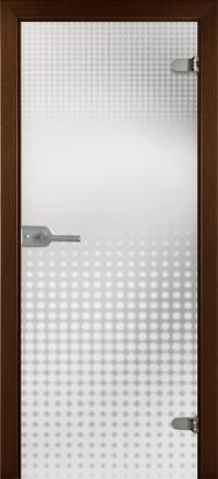 Межкомнатная дверь La Porte Glass 500-7 прозрачное стекло