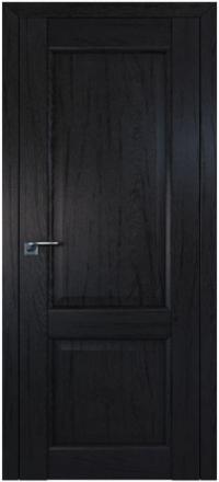 Межкомнатная дверь ПрофильДорс 2.41XN Дарк браун глухое полотно