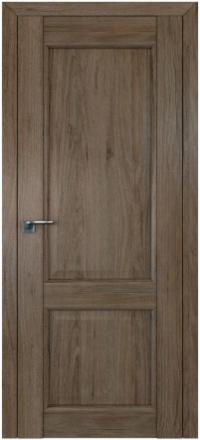 Межкомнатная дверь ПрофильДорс 2.41XN Салинас темный глухое полотно