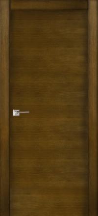 Межкомнатная дверь La Porte Modern 100-1 Дуб коньяк глухое полотно
