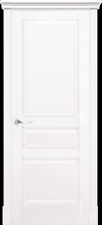 Межкомнатная дверь La Porte New Classic 200-2 Эмаль белая глухое полотно